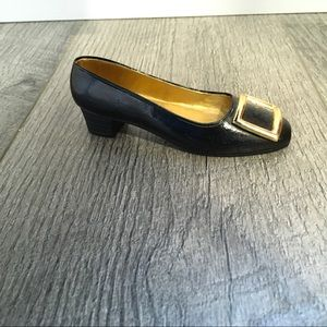 Just The Right Shoe Patently Perfect Mini Shoe